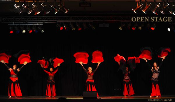 Open Stage - Aladins Oriental Festival